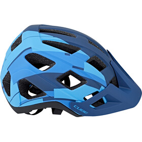 Cube Badger Helmet blue camo